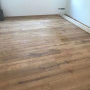 Verlegung Holzboden